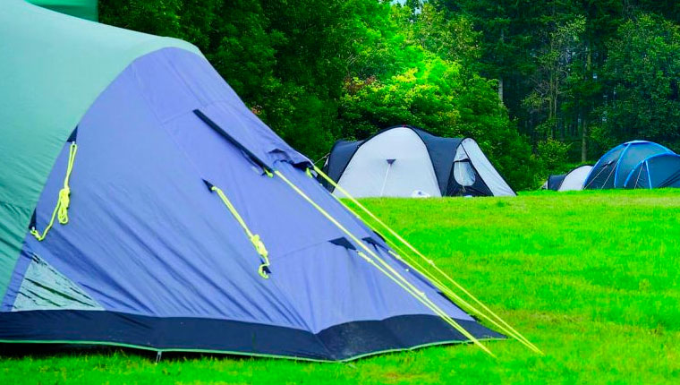 Hebden Bridge Tent Pitch Accommodation